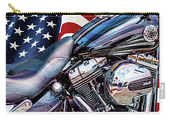 Happy Birthday America Carry-all Pouch