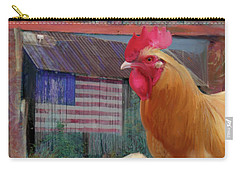 Happy Chicken  Carry-all Pouch