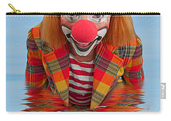 Happy Clown A173323 5x7 Carry-all Pouch