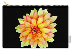 Happy Dahlia Carry-all Pouch