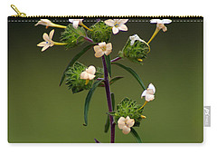 Happy Flowers Carry-all Pouch