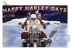 Happy Harley Days Carry-all Pouch