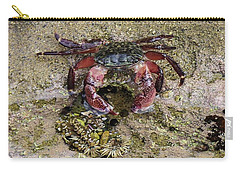Happy Little Crab Carry-all Pouch
