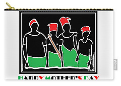 Happy Mother's Day 3 Carry-all Pouch
