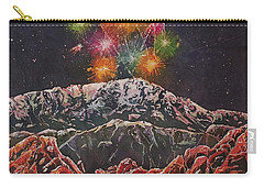 Happy New Year From America's Mountain Carry-all Pouch