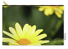 Happy Summer Flowers Carry-all Pouch