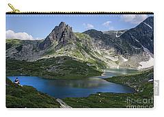 Haramiya Mountain-twin Lake-2 Carry-all Pouch
