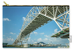 Harbor Bridge Carry-all Pouch