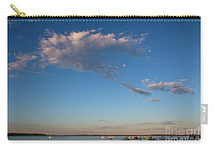 Harbor In Lincolnville,maine Carry-all Pouch by Diane Diederich