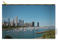 Harbor Parking In Chicago Carry-all Pouch