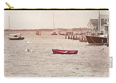 Harbor Red Carry-all Pouch