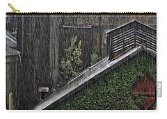 Hard Rain Carry-all Pouch