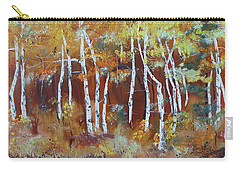 Harding Way  Aspens Dancing Carry-all Pouch