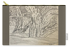 Hardwoods Carry-all Pouch