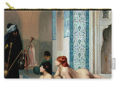 Harem Pool, Jean-leon Gerome Carry-all Pouch
