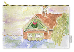 Harlem Meer Holidays Carry-all Pouch