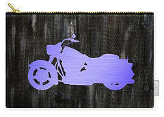 Harley Art Carry-all Pouch