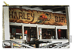 Harley Beach Bar Carry-all Pouch