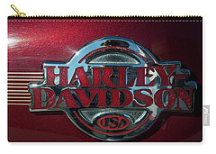 Harley Davidson 12 Carry-all Pouch