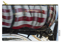 Harley Davidson 7 Carry-all Pouch by Wendy Wilton