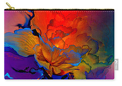 Carry-all Pouch featuring the painting Harmony by Hanne Lore Koehler