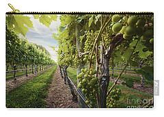 Harmony Vineyard Stony Brook New York Carry-all Pouch