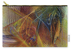 Harnessing Reason Carry-all Pouch by John Robert Beck