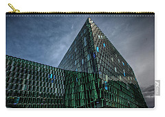 Harpa Carry-all Pouch by Wade Courtney