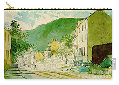 Harpers Ferry West Virginia 1873 Carry-all Pouch by Padre Art