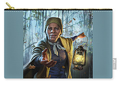 Harriet Tubman Carry-all Pouch