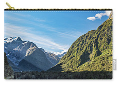 Carry-all Pouch featuring the photograph Harrison Cove Sunlight by Gary Eason