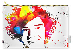 Harry Styles Paint Splatter Carry-all Pouch