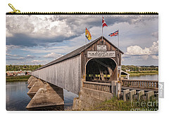 Hartland Covered Bridge Carry-all Pouch