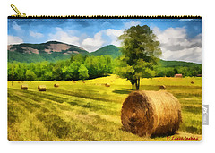 Harvest At Table Rock Carry-all Pouch