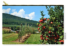 Harvest Time In The Catoctin Mountains Carry-all Pouch