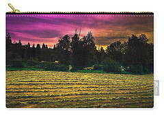Harvest Twilight Carry-all Pouch