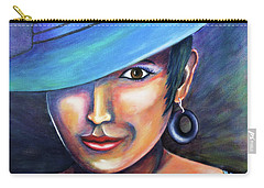 Hat Affair Carry-all Pouch