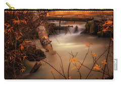 Hat Creek In Gold Carry-all Pouch