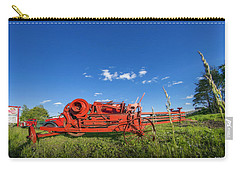 Hatfiled Farm Carry-all Pouch by Ken Morris