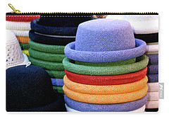 Hats, Aix En Provence Carry-all Pouch