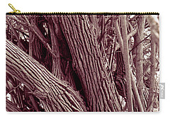 Carry-all Pouch featuring the photograph Hau Trees by Mukta Gupta