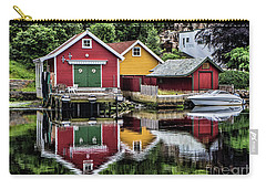 Haugesund Reflections Carry-all Pouch