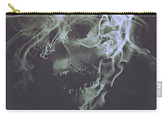 Haunted Smoke  Carry-all Pouch