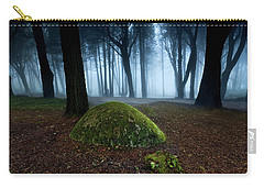 Carry-all Pouch featuring the photograph Haunting by Jorge Maia