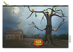 Haunting Carry-all Pouch by Mary Timman