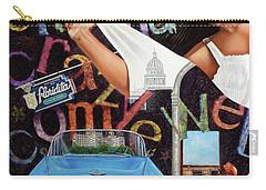 Havana City Carry-all Pouch