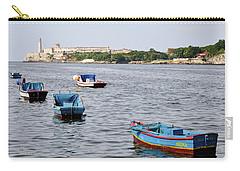Havana Harbor Carry-all Pouch