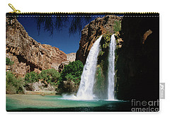 Havasu Falls Classic View Carry-all Pouch