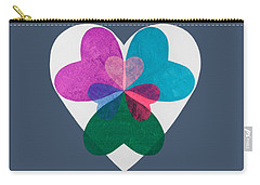 Have A Heart Carry-all Pouch