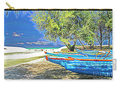 Hawaii Boats Carry-all Pouch